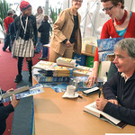 Eoin Colfer book signing |