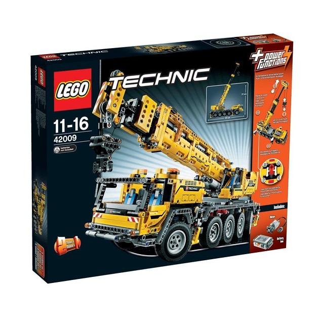 LEGO Technic 42009 - Mobiler Schwerlastkran