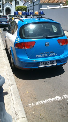 Policía Local. Islas Canarias. 9359043178_7a6bf370a5