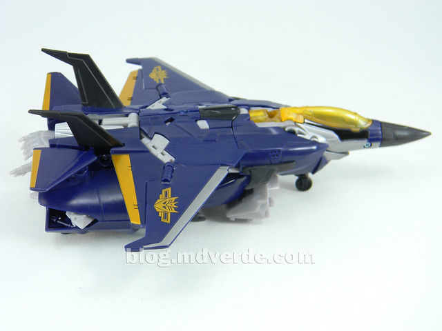 Transformers Dreadwing - Prime RID - modo alterno