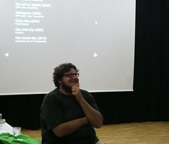 Axel Ranisch zu Gast bei der BilderBewegungBerlin 2013