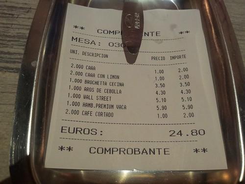 Burgos | San Pablo Gastro Burguer | Ticket