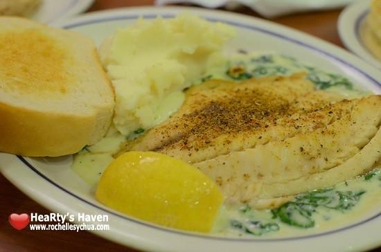 iHop Fish