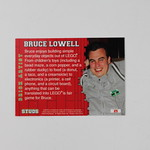 STUDS Trading Cards - Bruce Lowell