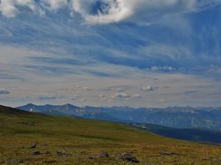 View Towards James Peak