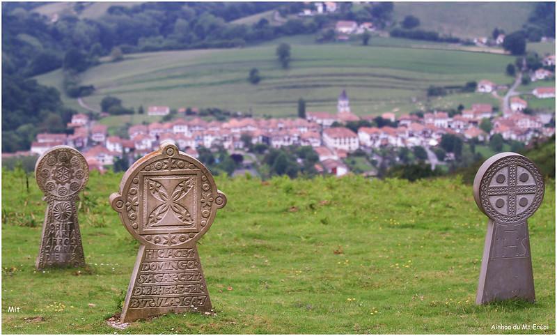 stèles Basque