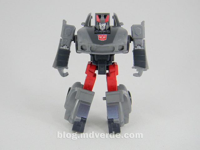 Transformers Bluestreak Legends - Generations GDO - modo robot