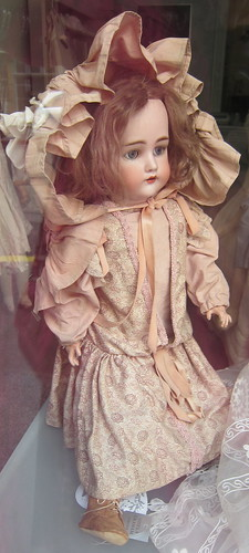 An old fashioned doll by Anna Amnell