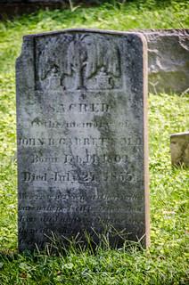 Monticello Grave