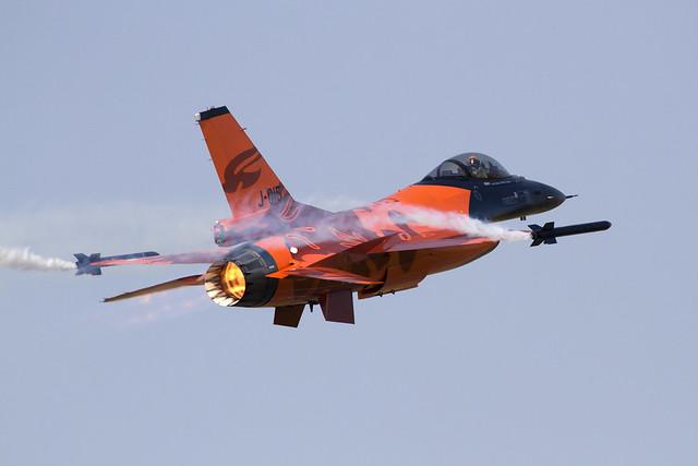 Netherlands AF F-16AM