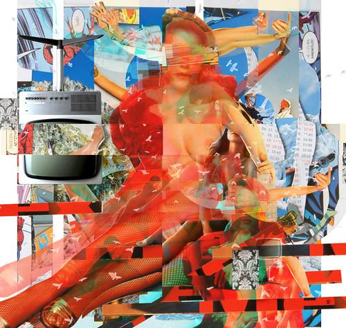 Essence Of Life · Zwischenwelten · Glitch Fake Baby Dreams by Die blauen Reiter
