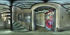 Glass Staircase, Ukiah