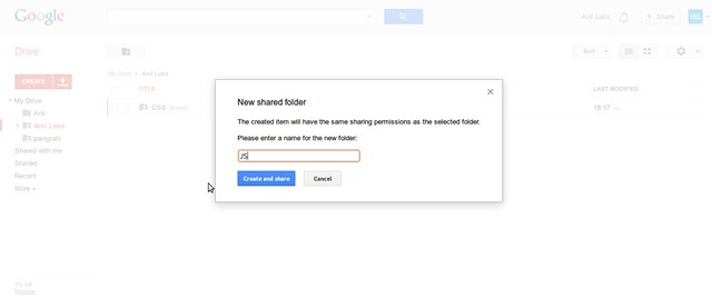 Google Drive as free CDN to your website by Anil Kumar Panigrahi - Screen 10