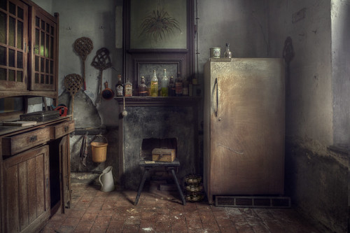 Hunting lodge Kitchen ( explore )