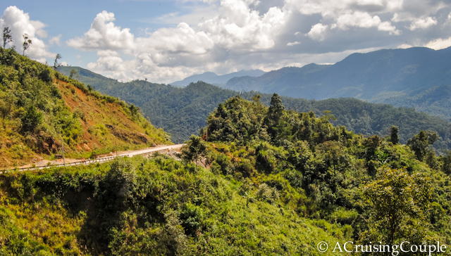 Ho Chi Minh Trail Cycling Central Vietnam