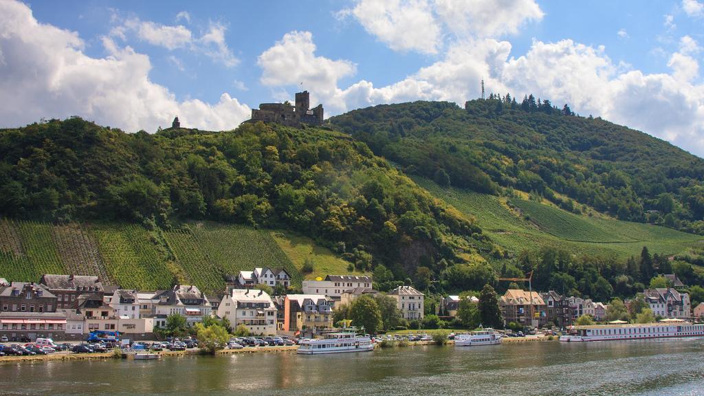 31. Uno de los muchos castillos del Rin. Renania-Palatinado. Autor, Lassi.Kurkijarvi