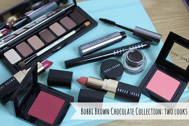 bobbi brown chocolate collection