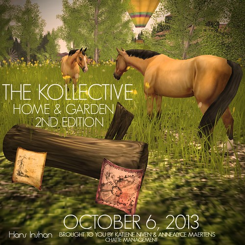 H&G 2nd Edition For THE KOLLECTIVE by Katlene Niven