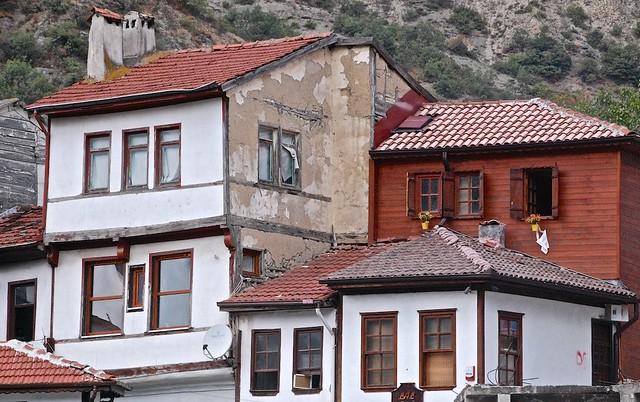 Göynük architectural details