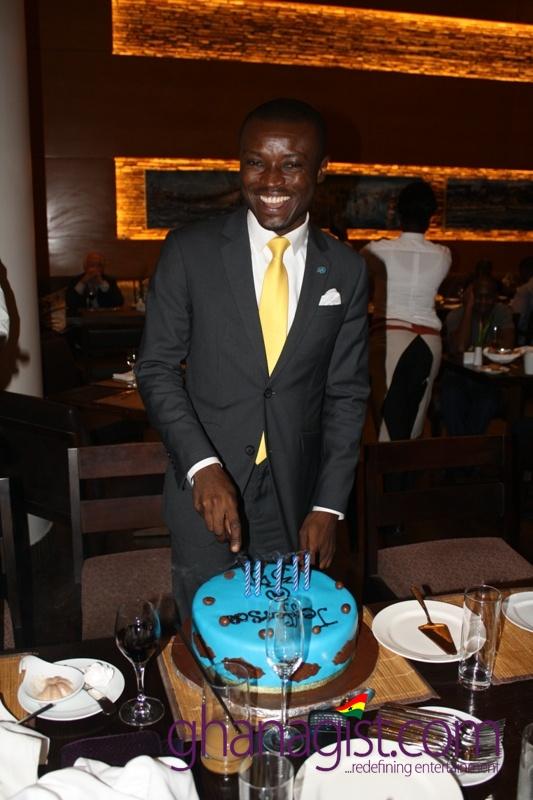 Jefferson Sackey's birthday