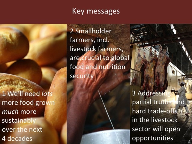 Feeding the World in 2050: Slide 2
