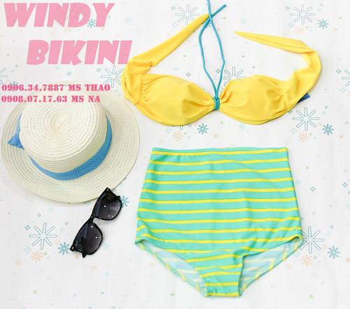 WINDY BIKINI -Chuyên bán BIKINI thời trang - áo lưới, nón,quần short .
