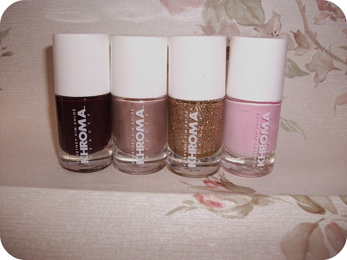 Khroma Beauty Nail Polishes