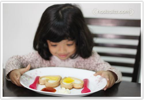 10114551644 3cdd31ab9e o sarapan untuk anak | sosej egg with love