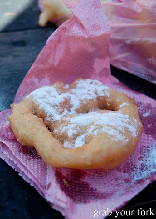 mekitsa donuts yoghurt dough rila monastery bulgaria