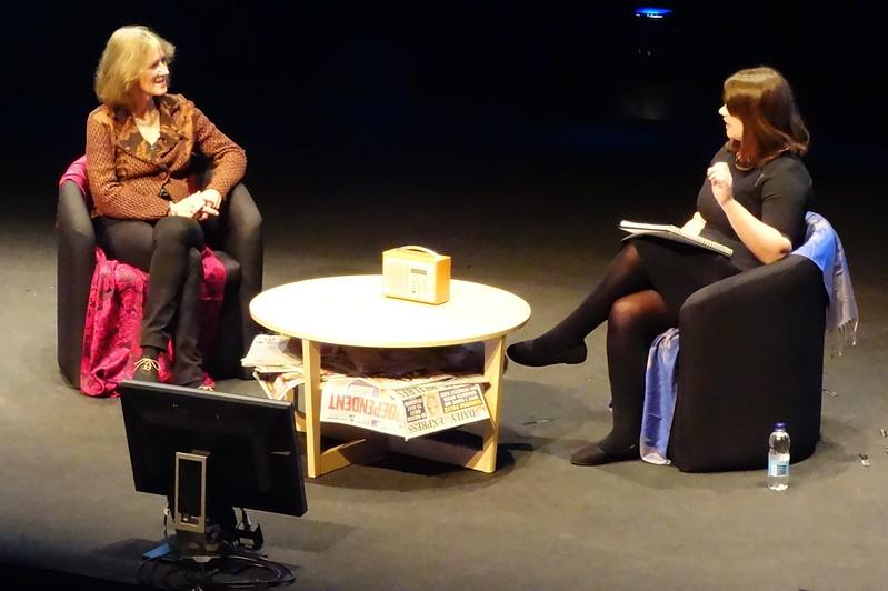 Caroline Allen interviews Gwyneth Williams