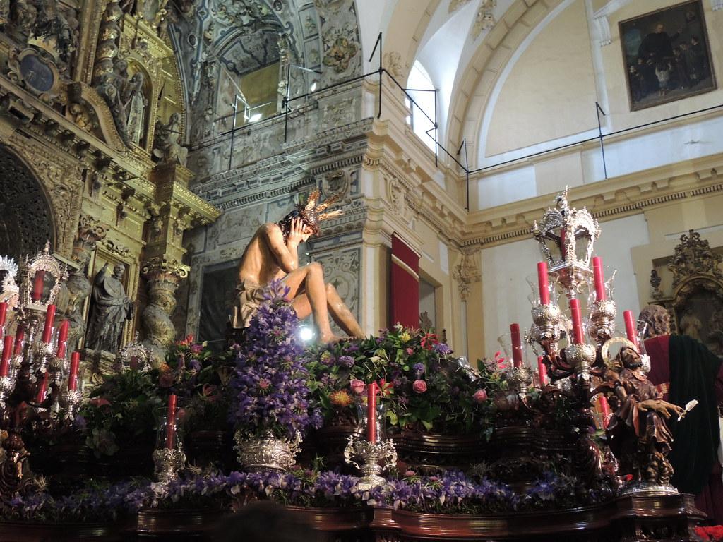 Hermandad de la Sagrada Cena, Sevilla