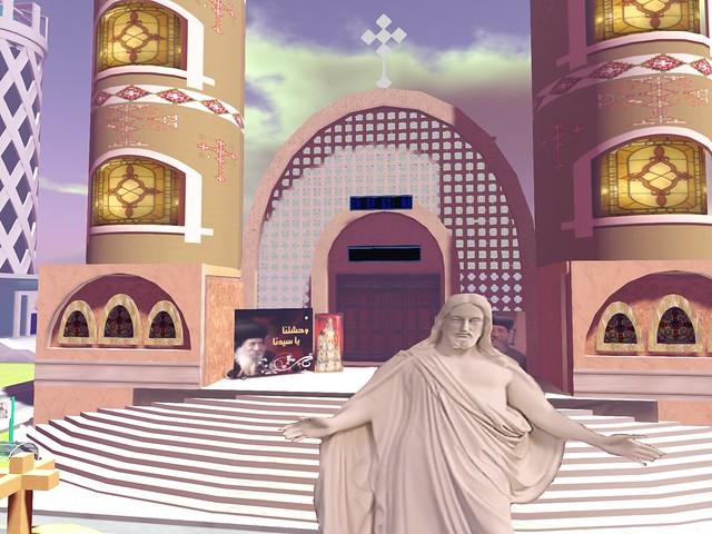 Coptic Egypt - Sunrise On the Frontlines of Faith