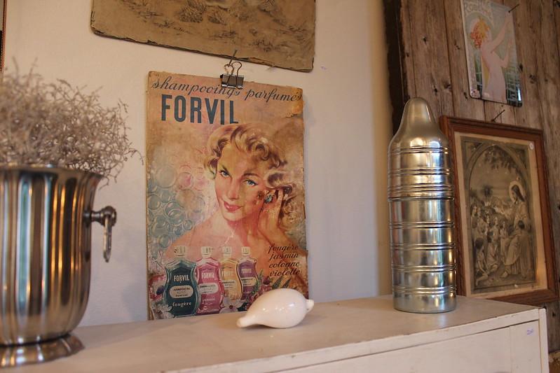 Fransk Bazar, Et dryss kanel