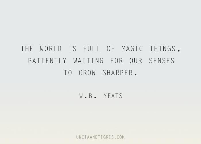 yeats quotes