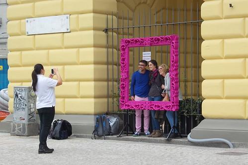 #Photopoint di piazza XXIV Maggio by Ylbert Durishti