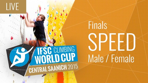 IFSC World Cup Central Saanich 2015
