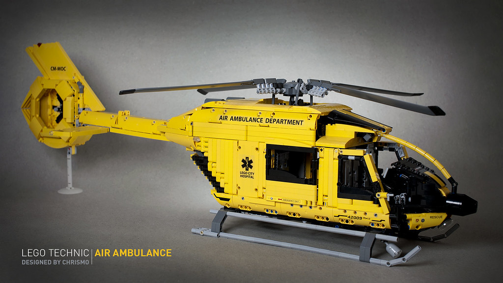 lego skycrane helicopter instructions