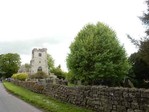Sutton Park church