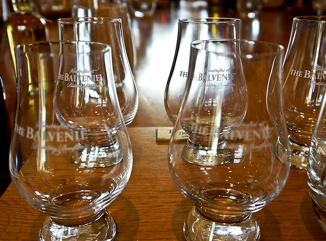 photo - Ready for a Tasting, Balvenie Distillery