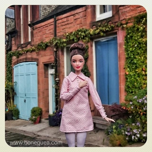 Edimburgo, Barbie & Instagram. Octubre de 2016.