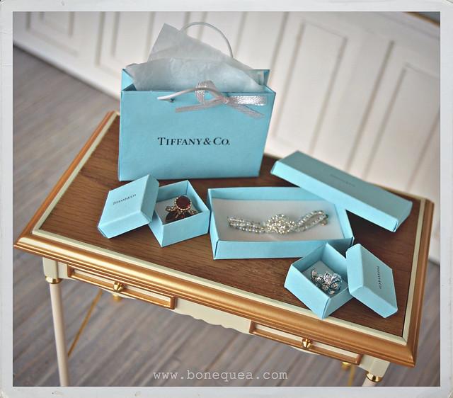Tiffany & Co. Nuevos prints y tutorial de broches.