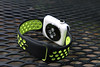 Ceramic Apple Watch Edition with Black Nike Sport Band