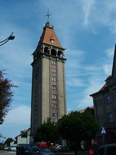 Władisławowo, altes Rathaus
