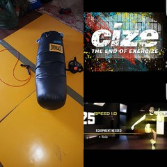 Cize(30min),T25(25min) and 30 minutes of drills. I thank God every day for giving me my sobriety that has given my drive back and also for giving me the strength and discipline to find and pursue goals.