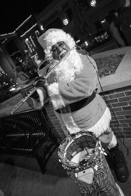 Santa Flute