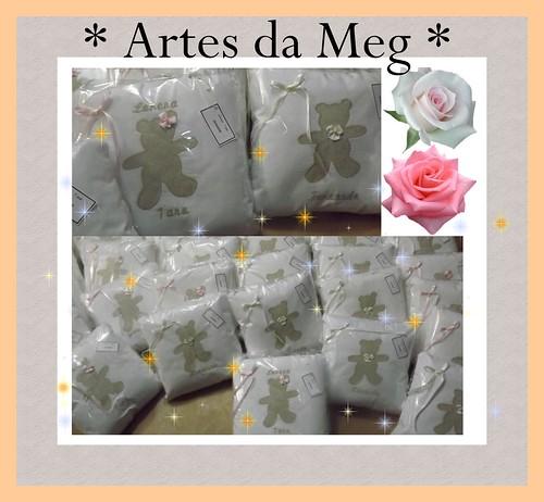 ALMOFADAS LORENA FINALIZADAS! by * Artes da Meg *