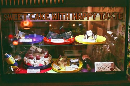 happy taste.