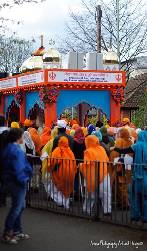 Hitchin Vaisakhi Procession