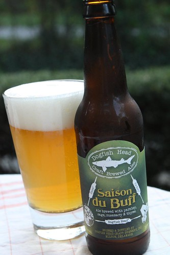 Dogfish Head Saison du Buff (Collaboration with Vicotry and Stone)