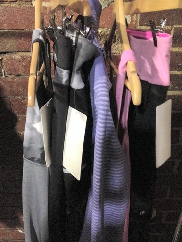 lululemon athletica Melbourne warehouse sale